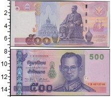 Изображение Банкноты Таиланд 500 бат 0  UNC-