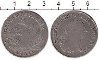Изображение Монеты Германия Пруссия 1/2 талера 1765 Серебро XF