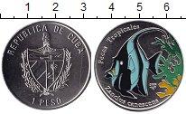 Изображение Монеты Куба 1 песо 2008 Медно-никель UNC
