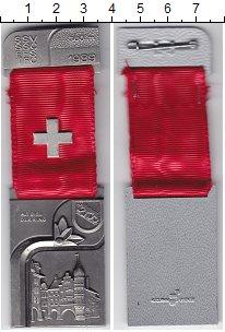 Изображение Монеты Швейцария Стрелковый фестиваль 1989 Медно-никель UNC Берн