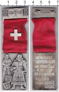 Изображение Монеты Швейцария Стрелковый фестиваль 1975 Медно-никель UNC- Рудольф Веттштайн