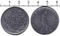 Изображение Монеты Турция 2 1/2 лиры 1979 Неопределено XF