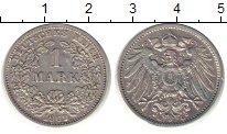 Изображение Монеты Саксен-Майнинген 1 марка 1909 Серебро XF
