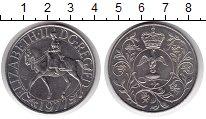 Изображение Монеты Великобритания 25 пенсов 1977 Медно-никель XF