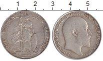 Изображение Монеты Великобритания 1 флорин 1909 Серебро VF