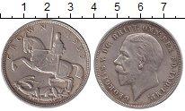 Изображение Монеты Великобритания 1 крона 1935 Серебро XF Георг V