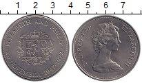 Изображение Монеты Великобритания 25 пенсов 1972 Медно-никель XF