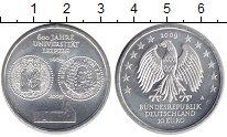 Изображение Монеты Германия 10 евро 2009 Серебро UNC- 600-летие Университе
