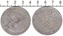 Изображение Монеты Саксония 1 талер 1556 Серебро XF Август