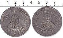 Изображение Монеты Саксония 1 талер 1537 Серебро XF