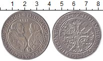 Изображение Монеты Германия Бранденбург 1 талер 1538 Серебро XF