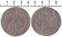 Изображение Монеты Саксония 1 талер 1568 Серебро XF Август