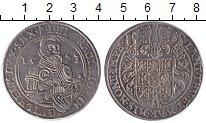 Изображение Монеты Саксония 1 талер 1573 Серебро XF