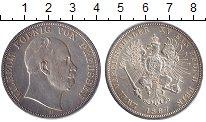 Изображение Монеты Пруссия 2 талера 1867 Серебро UNC-