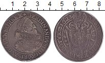 Изображение Монеты Австрия 1 талер 1623 Серебро XF-
