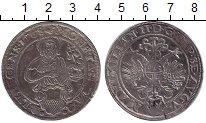 Изображение Монеты Германия Любек 1 талер 1568 Серебро VF