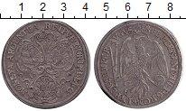 Изображение Монеты Нюрнберг 1 талер 1639 Серебро XF