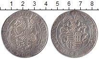 Изображение Монеты Германия Мансвелд 1 талер 1595 Серебро VF