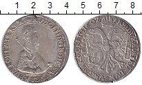 Изображение Монеты Австрия 1 талер 1602 Серебро VF Рудольф II