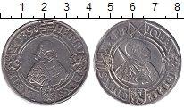 Изображение Монеты Саксония 1 талер 1539 Серебро XF-