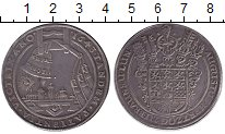 Брауншвайг-Вольфенбюттель 1 талер 1643 Серебро