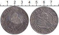 Изображение Монеты Саксония 1 талер 1536 Серебро VF Иоганн,Георг
