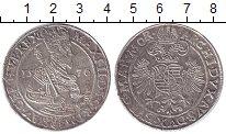 Изображение Монеты Австрия 1 талер 1576 Серебро XF- Максимилиан II
