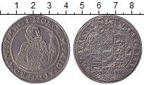 Изображение Монеты Магдебург 1 талер 1591 Серебро XF-