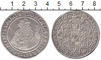 Изображение Монеты Магдебург 1 талер 1597 Серебро XF