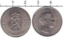 Изображение Монеты Люксембург 5 франков 1962 Медно-никель XF Шарлотта - Великая г