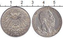 Изображение Монеты Шварцбург-Зондерхаузен 2 марки 1905 Серебро XF+ 25 лет правления Кар