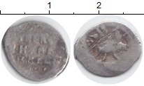 Изображение Монеты 1534 – 1584 Иван IV Грозный 1 копейка 1584 Серебро