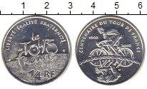 Изображение Монеты Франция 1/4 франка 2003 Серебро UNC