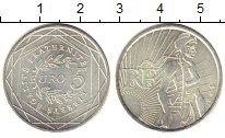Изображение Монеты Франция 5 евро 2008 Серебро Proof-