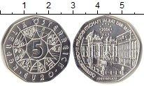 Изображение Монеты Австрия 5 евро 2006 Серебро UNC