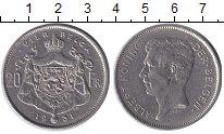 Изображение Монеты Бельгия 20 франков 1931 Никель XF