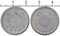 Изображение Монеты Япония 10 сен 1940 Алюминий XF