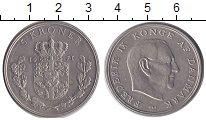 Изображение Монеты Дания 5 крон 1971 Медно-никель UNC- Фредерик IX