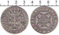 Изображение Монеты Португалия 400 рейс 1814 Серебро XF-