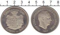 Изображение Монеты Югославия 1 крона 1967 Медно-никель UNC UNUSUL (ПРОБА).Чекан