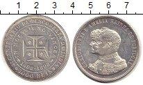 Изображение Монеты Португалия 1000 рейс 1898 Серебро UNC-