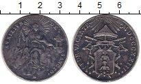 Изображение Монеты Ватикан 1/2 скудо 1823 Серебро VF
