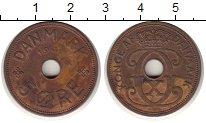 Изображение Монеты Дания 5 эре 1941 Бронза XF
