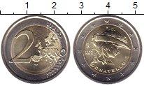 Изображение Мелочь Италия 2 евро 2016 Биметалл UNC