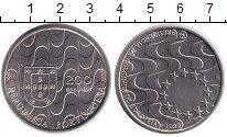 Изображение Монеты Португалия 200 эскудо 1992 Медно-никель UNC