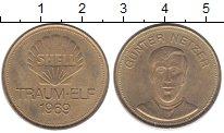 Изображение Барахолка Германия жетон 1969 Латунь XF