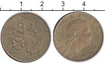 Изображение Дешевые монеты Италия 200 лир 1993 Медь VF+