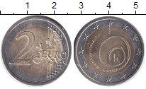 Изображение Монеты Словения 2 евро 2013 Биметалл UNC-