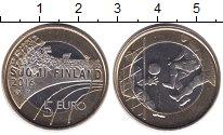 Изображение Монеты Финляндия 5 евро 2016 Биметалл