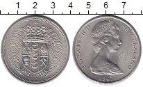 Изображение Монеты Новая Зеландия 1 доллар 1967 Медно-никель UNC